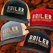 100 Odot Trucking Online Trucker Hat Boiler Brewing Company