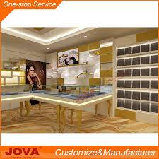 Jewellery Window Display For Showroom Wall Rack Designs