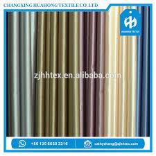 tissus pour rideaux pas cher pas cher polyester 280 cm damassé satin rideau tissu sheer tissus