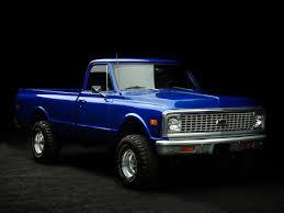 100 72 Chevy Trucks Cool Blue Truck Cool Cars Pinterest Trucks And