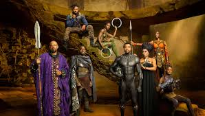 Cast Of Halloween 4 black panther new images reveal cast costumes characters collider