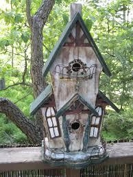 Rustic Birdhouses Unique Guru Designs Homemade