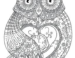 Christmas Coloring Pages Printable Free Animals Detailed For Adults Kids