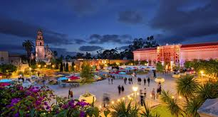 Balboa Park Halloween Night by San Diego California Sunny Beaches Family Fun And Cultural