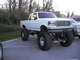 99 Ford Truck Lifted Old Ford Truck Lifted X S Pinterest And Srhpinterestcom A Hiding
