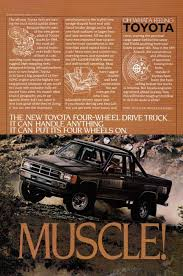 1984 Toyota 4X4 Ad. | Mostly Land Cruiser's | Pinterest | Toyota 4x4 ... Toyota Hilux Wikipedia 1984 Pickup 4x4 Low Miles Used Tacoma For Sale In Wheels Deals Where Buyer Meets Seller On Crack 84 Toyota 4x4 Truck Sr5 Short Bed Trd Motor Pkg 1 Owner The Last 28 Truck Up 22re Only 43000 Actual Cstruction Zone Photo Image Gallery Extra Cab Straight Axle Offroad Rock Crawler Rources Pictures Information And Photos Momentcar Filetoyotapickupjpg Wikimedia Commons 1985 1986 1987 1988 1989 1990 1991 1992 1993 1994 V8 Cversion Glamorous Toyota 350 Swap Autostrach