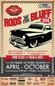 Hot Rod Coalition - Rods On The Bluff | Fresno, CA | Car Show Flyers ... 1988 Peterbilt 377 For Sale In Fresno Ca By Dealer Bulldog Freightway Inc Truck Arizona Youtube Trucks In For Sale Used On Buyllsearch 2012 Freightliner Scadia Tandem Axle Sleeper For Sale 3896 2017 Nissan Frontier Cars Pickup Clovis River Park Dump Body Manufacturers La Elegante Taco Truck Home California Menu Prices Auto City New Sales 2018 Toyota Tundra 4wd Sr Double Cab 65 Bed 46l At
