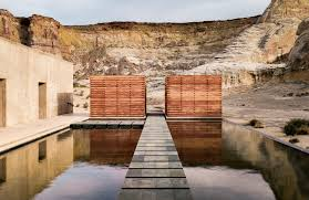 100 Amangiri Resort Canyon Point Utah Why The Desert Is A Foil For Contemporary Architecture The Spaces