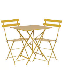 Fermob French Bistro Chairs by Fermob Bistro Chairs And Tables In Poppy Red Bistrofurniture