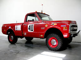 100 69 Chevy Truck Pictures Steve McQueenowned Baja Race Truck Sells For 60000 Oth