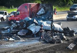 100 Kansas City Trucking Co Truck Driver Charged In 2017 I70 Crash That Killed Five The