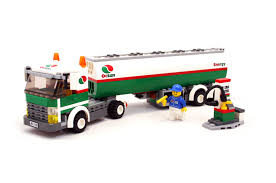 100 Lego Tanker Truck Octan LEGO Set 31801 Building Sets City