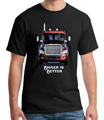 100 Cars Trucks Ebay Bigger Is Better Adults Tshirt Cool Jeep Tee For Men