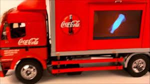 100 Coke Truck 114 Scale RC Video Display YouTube