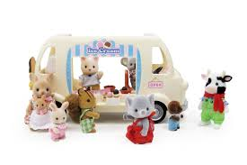 Calico Critters Ice Cream Truck | Skylars Brithday Wish List | Pinterest Calico Critters Bathroom Spirit Decoration Amazoncom Ice Skating Friends Toys Games Rare Sylvian Families Sheep Toy Family Tired Cream Truck Usa Canada Action Figure Sylvian Families Soft Serve Shop Goat Durable Service Ellwoods Elephant Family With Baby Lil Woodzeez Honeysuckle Street Treats Food 2 Ebay Hopscotch Rabbit 23 Cheap Play Find Deals On Line Supermarket Cc1462 Holiday List Spine Tibs New Secret Island Playset Van Review Youtube