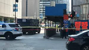 Cyclist Dies After Being Hit By Truck In West Loop: Police - NBC Chicago