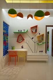 creative idea colorful bedroom designs with wall