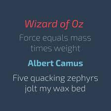 Cinzel Decorative Font Dafont by 30 Modern Fonts To Bring Life To Your Poster Design Studio