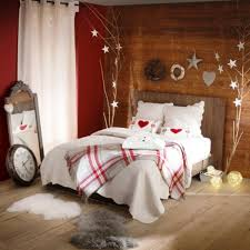 Full Size Of Home Design Christmas Bedroom Decorations Ideas Shocking Decorating Pictures Picture 40