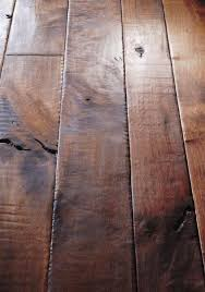 Wide Plank Distressed Hardwood Flooring Oak
