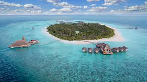 100 Anantara Kihavah Maldives Resort In The Is Named The Worlds Most