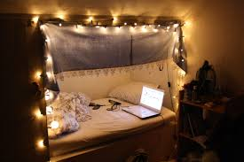 Marvelous Bedroom Fairy Lights Tumblr Design A Inspirations For Of With