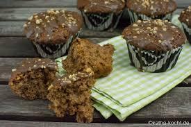 nutella muffins mit haselnusskrokant katha kocht