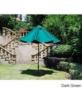 9 Ft Patio Umbrellas With Tilt by Don U0027t Miss These Deals On Lighted Patio Umbrellas