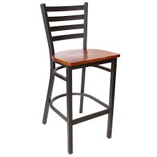 Tall Ladder Back Chairs With Rush Seats by Bar Stools Sunny Designs 1859dc Santa Fe 30 H Ladder Back Stool