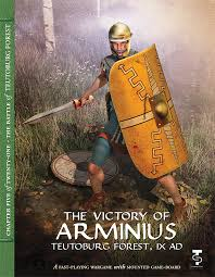 TPS The Victory Of Arminius Teutoburg Forest Board Game