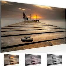 deko wandbilder fürs badezimmer sonnenuntergang günstig