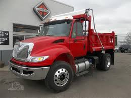 100 Dump Trucks For Sale In Michigan 2019 INTERNATIONAL 4300 SBA Dearborn