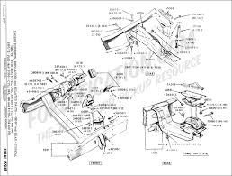 100 1977 Ford Truck Parts Technical Drawings And Schematics Section E Engine