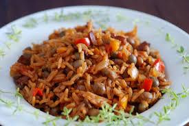 cuisine pigeon pigeon peas n rice international cuisine