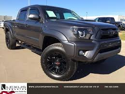 Pre Owned Grey 2012 Toyota Tacoma 4WD Double Cab V6 Auto Review ...