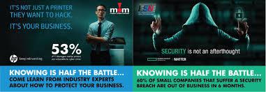 HP HPE Data Security Seminar November 14th Presented by
