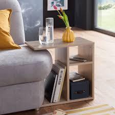finebuy design couchtisch patris glas kupfer 2er set tisch