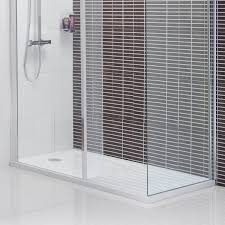 Mode Rectangular Walk In Shower Tray Flos Suite West