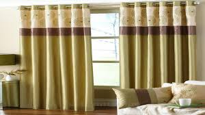 pictures of living room curtains and drapes brown and teal living