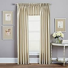 Thermal Curtains Bed Bath And Beyond by Window Curtains U0026 Drapes Grommet Rod Pocket U0026 More Styles Bed