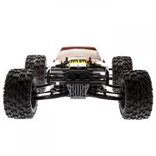 Force RC 1/8 Epidemic Monster Truck 4WD Brushless RTR | TowerHobbies.com