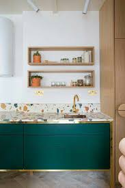 Teal Green Kitchen Cabinets by Best 25 Teal Cupboards Ideas On Pinterest Teal Cupboard