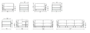 taille canapé 3 places dimension canape 3 places 1 7 dimension canape chesterfield 3