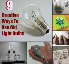 9 creative ways to use light bulbs diycozyworld home