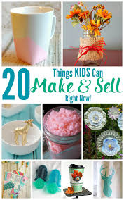 20 Things Kids Can Make And Sell Right Now As Seen On JennsRAQ