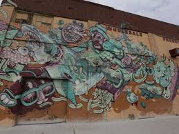 Famous Mural Artists Los Angeles by Detroit Street Art 35 Must See Pieces