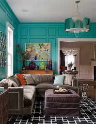 Brown And Teal Living Room by White And Brown Living Room With Tiffany Blue Accents