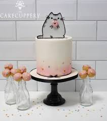 pusheen cake Beautiful cakes and pastry Pinterest