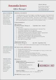 Office Administrator Resume Examples For Sample Of Manager Samples