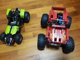 100 Bricks Truck Sales Lego Technic Cars For Sale Toys Games Figurines On